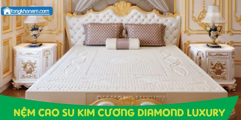 Giá bán của nệm cao su Kim Cương có đắt không?